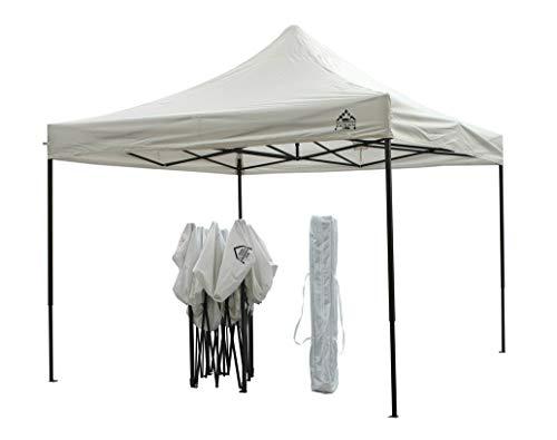 Brandneuer, hochwertiger, strapazierfähiger Faltpavillon, 3 x 3 Meter, PVC-beschichtet, für einen...