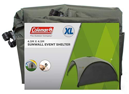 Seitenwand für Coleman Event Shelter XL 4,5 x 4,5 m, 1 Pavillon Seitenteil, Seitenplane, dient auch...