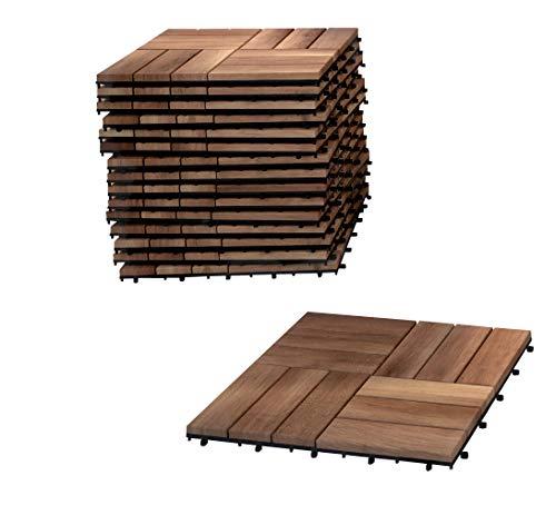 Top Holzfliesen als Untergrund - garten-pavillon.net #KT_09